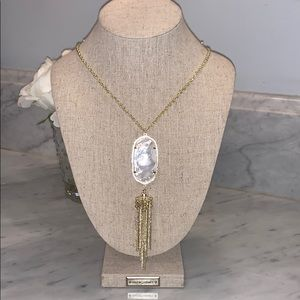 KENDRA SCOTT Long Ryan's Pendant Necklace